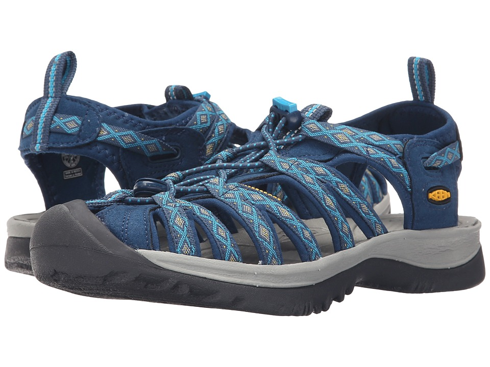Keen Whisper (Poseidon/Blue Danube) Sandals