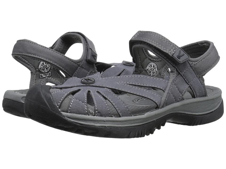 Keen - Rose Sandal (Magnet/Gargoyle) Womens Shoes
