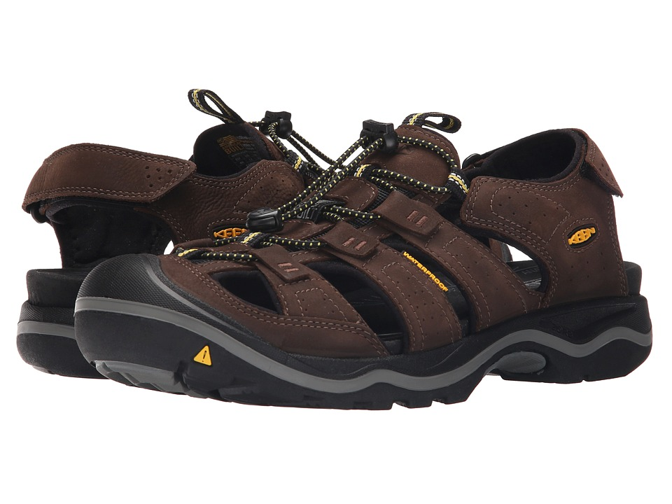 Keen - Rialto (Bison/Black) Men's Shoes
