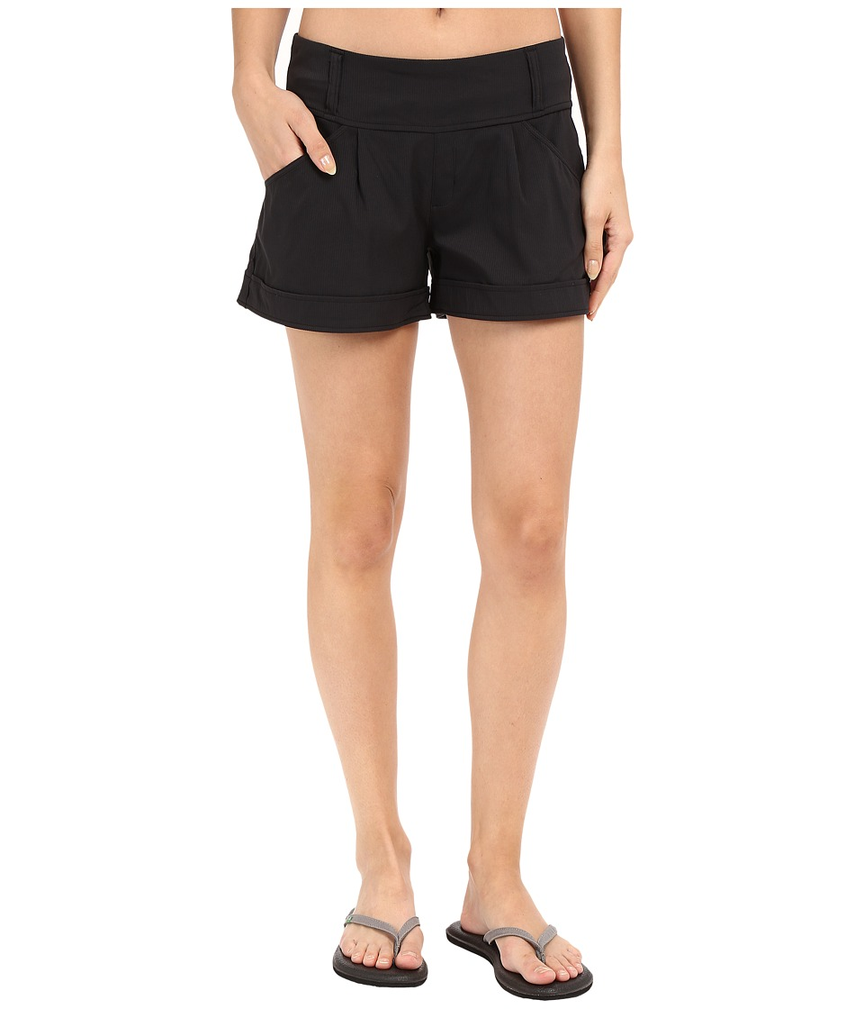 Lole Harbour Shorts Black Womens Shorts