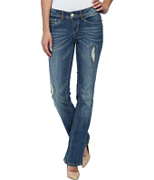 UNIONBAY - Jenna 5 Pocket True Boot Jean in Chelan Blue