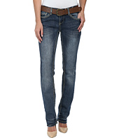 UNIONBAY - Porter Slim Straight Jean in Bay Blue