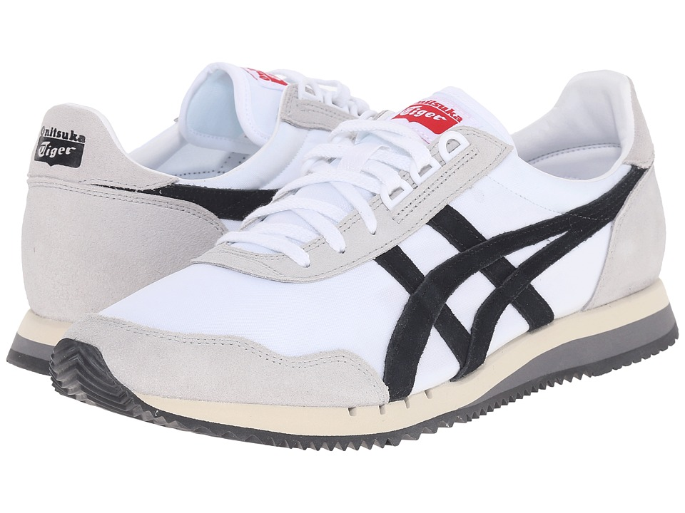 Onitsuka Tiger by Asics - Dualio (White/Black) Shoes