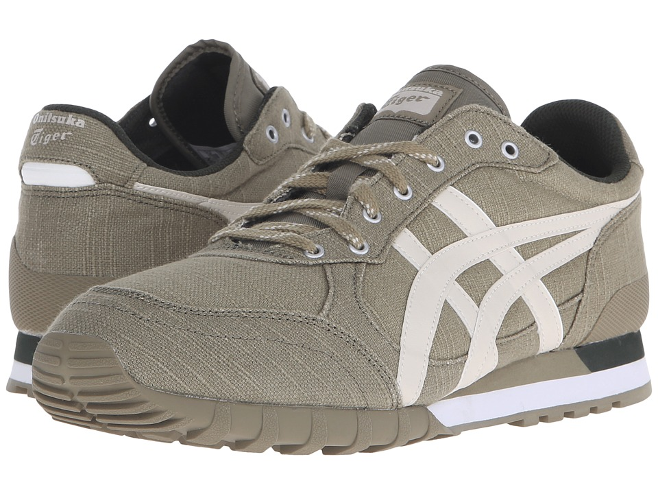 Onitsuka Tiger by Asics - Colorado Eighty-Five (Light Olive/Off-White) Shoes