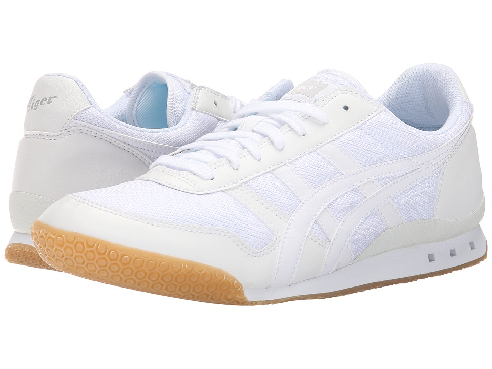 Onitsuka Tiger by Asics - Ultimate 81 (White/White) Classic Shoes