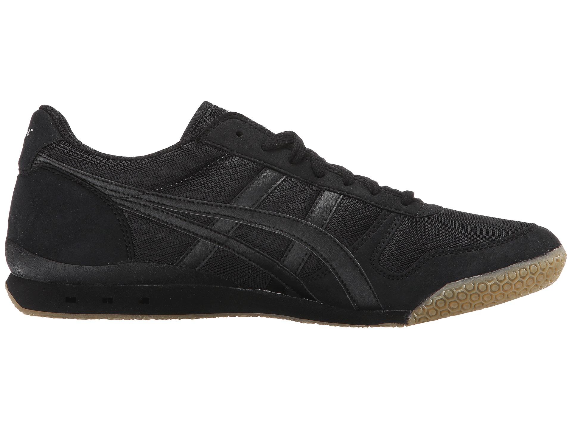 Boys Black Athletic Shoes