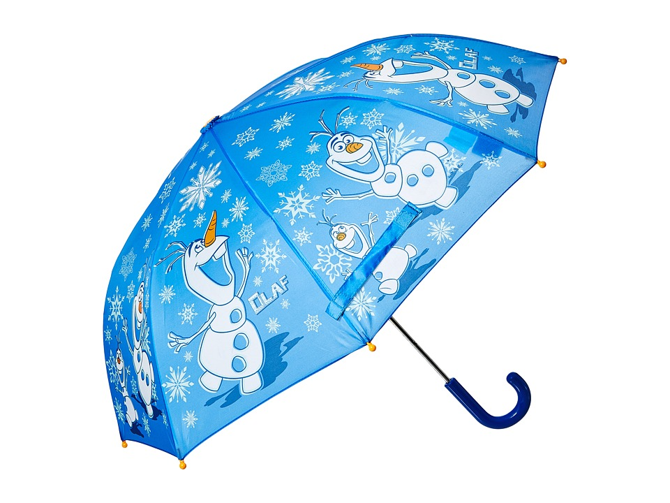 Western Chief Kids Warm Hugs Umbrella Youth Blue Umbrella