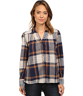 Free People - Slubby Yarn Dyed Cotton Peppy In Plaid