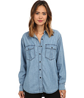 Free People - XO Denim Button Down