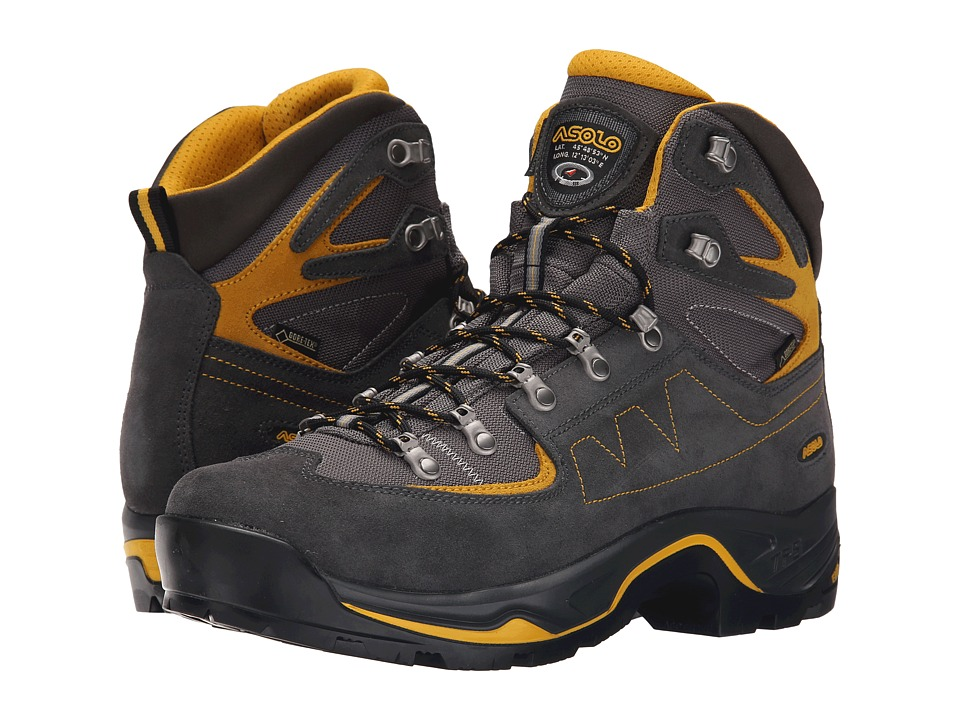 Asolo TPS Equalon GV EVO (Graphite/Mineral Yellow) Men