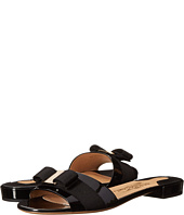 Salvatore Ferragamo - Slip-on Patent Sandal
