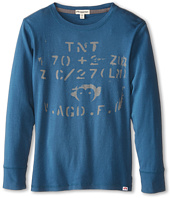 Appaman Kids - Long Sleeve Graphic Tee - TNT (Toddler/Little Kids/Big Kids)