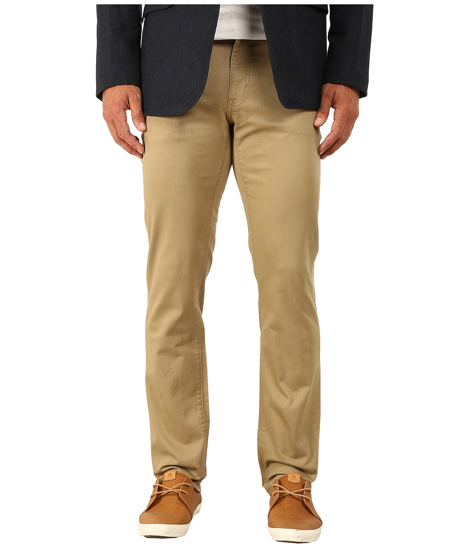 Dockers Mens 5 Pocket Slim Stretch New British Khaki Mens Casual Pants