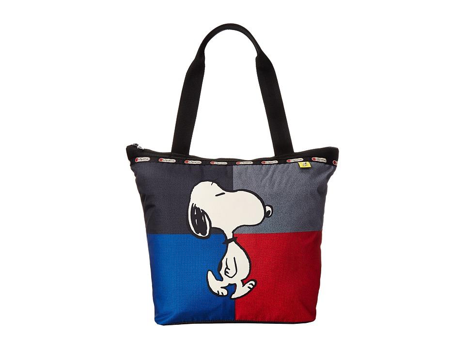 LeSportsac - Hailey Tote (Cool Dude) Tote Handbags