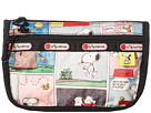 LeSportsac Travel Cosmetic (Snoopy Patchwork)