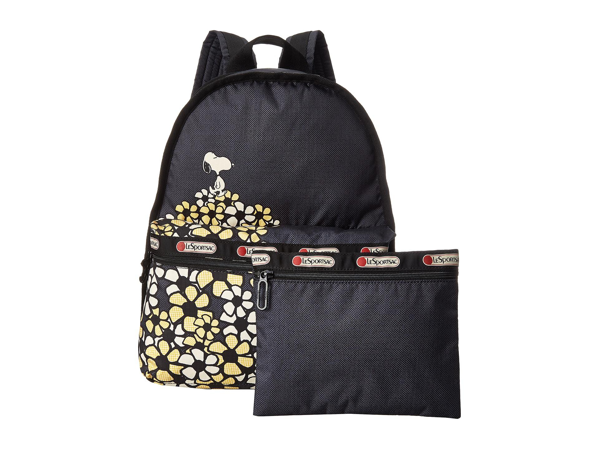 lesportsac basic backpack bag zapposcom free shipping
