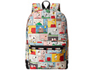 LeSportsac Essential Backpack (Snoopy Patchwork)