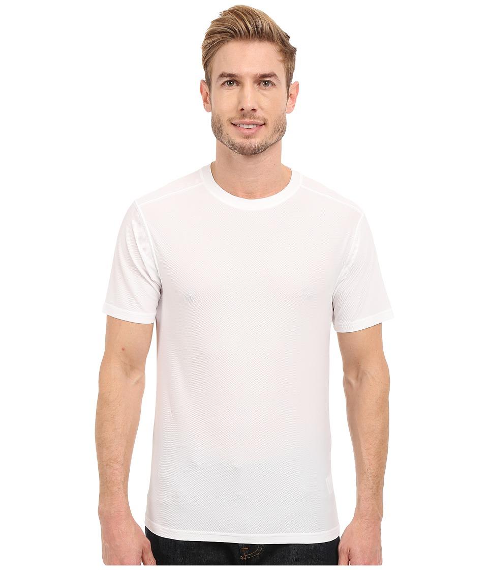 ExOfficio Give-N-Go Tee (White) Men