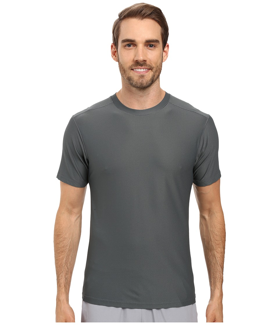 ExOfficio Give-N-Go Tee (Charcoal) Men
