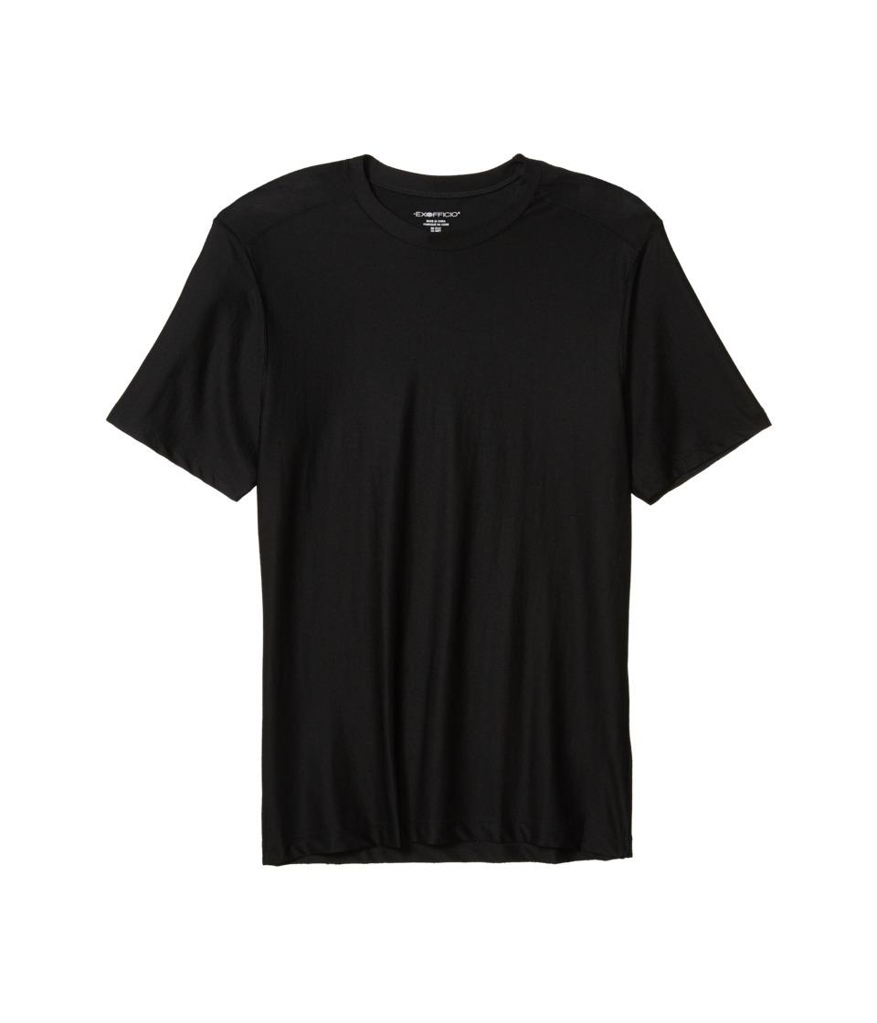 ExOfficio Give-N-Go Tee (Black) Men