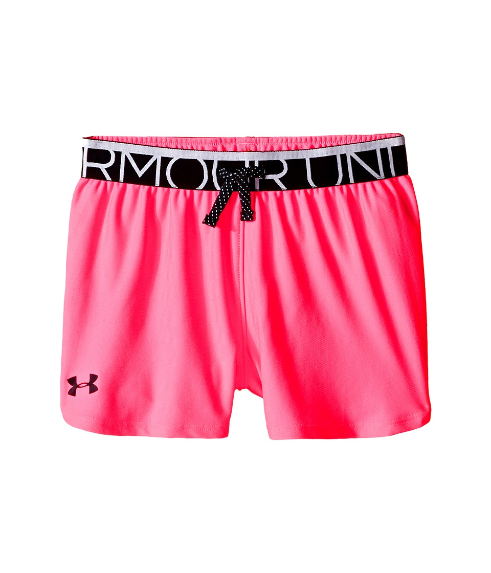 Under Armour Kids - Play Up Short (Big Kids) (Pink Punk) Girls Shorts