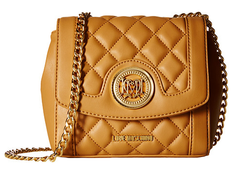 LOVE Moschino Quilted Little Crossbody