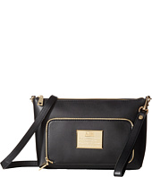 LOVE Moschino - Front Plaque Crossbody Bag