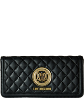 LOVE Moschino - Quilted Wallet on Chain