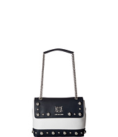 LOVE Moschino - Studs Flap Bag