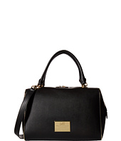 LOVE Moschino - Front Plaque Bowler Bag