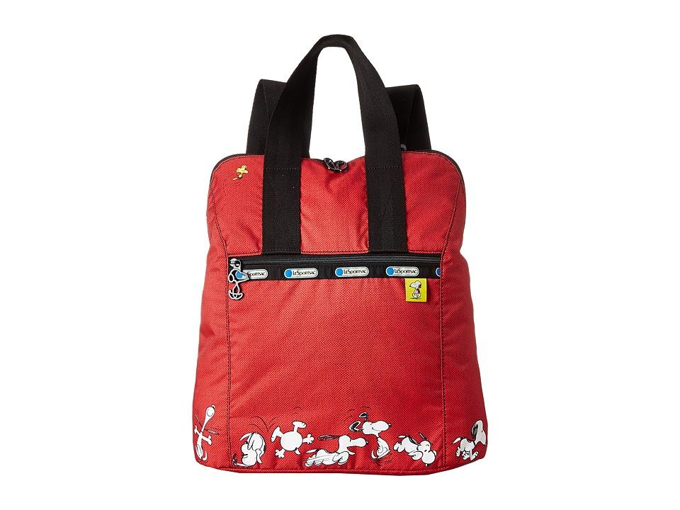 LeSportsac - Everyday Backpack (Tumbling) Backpack Bags