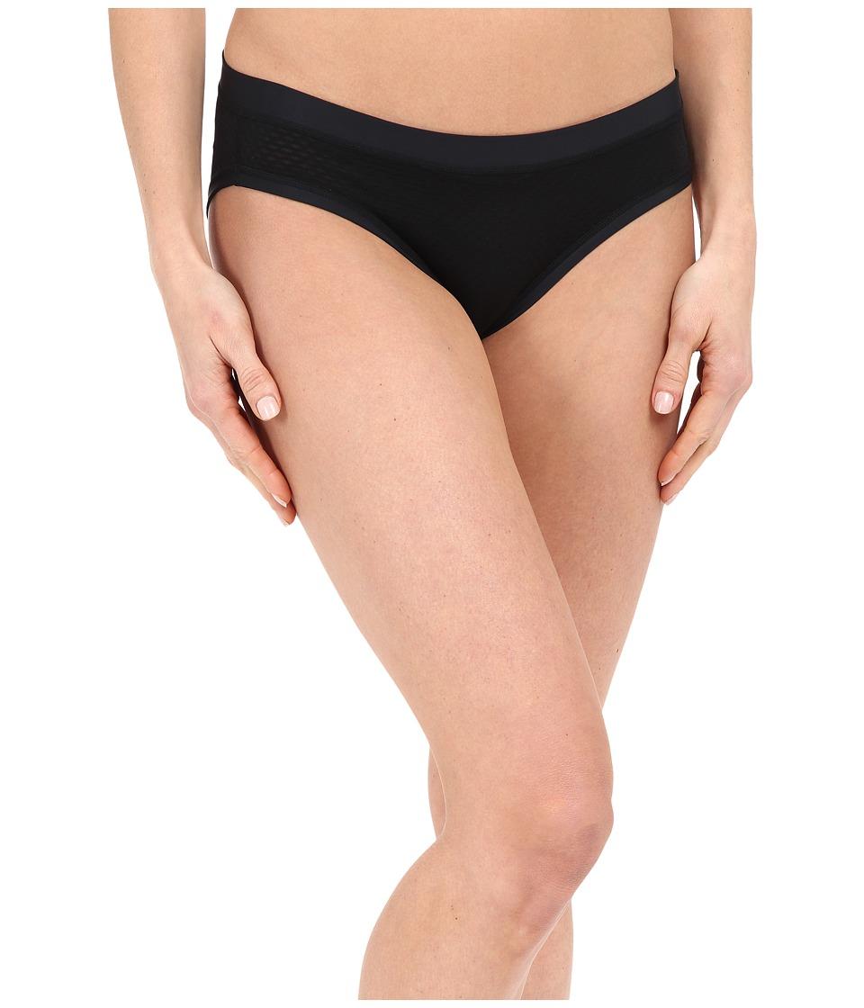 ExOfficio Give-N-Go(r) Sport Mesh Bikini Brief (Black) Wo...