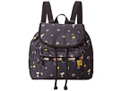LeSportsac Small Edie Backpack (Snoopy Daisy)