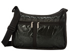 LeSportsac Deluxe Everyday Bag (Army Snake Foil)