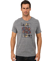 Lucky Brand - Moto King Of Spades Graphic Tee