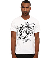 Versace Collection - Placed Print Medusa T-Shirt