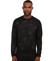 Versace Jeans - Printed Crew Neck Sweatshirt