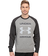 Under Armour - Triblend Chest Graphic Crew