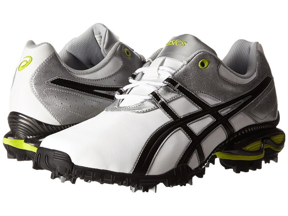 ASICS Gel-Linkmaster (White/Lime/Black) Men