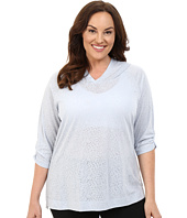 Columbia - Plus Size See Through You™ Burnout Hoodie