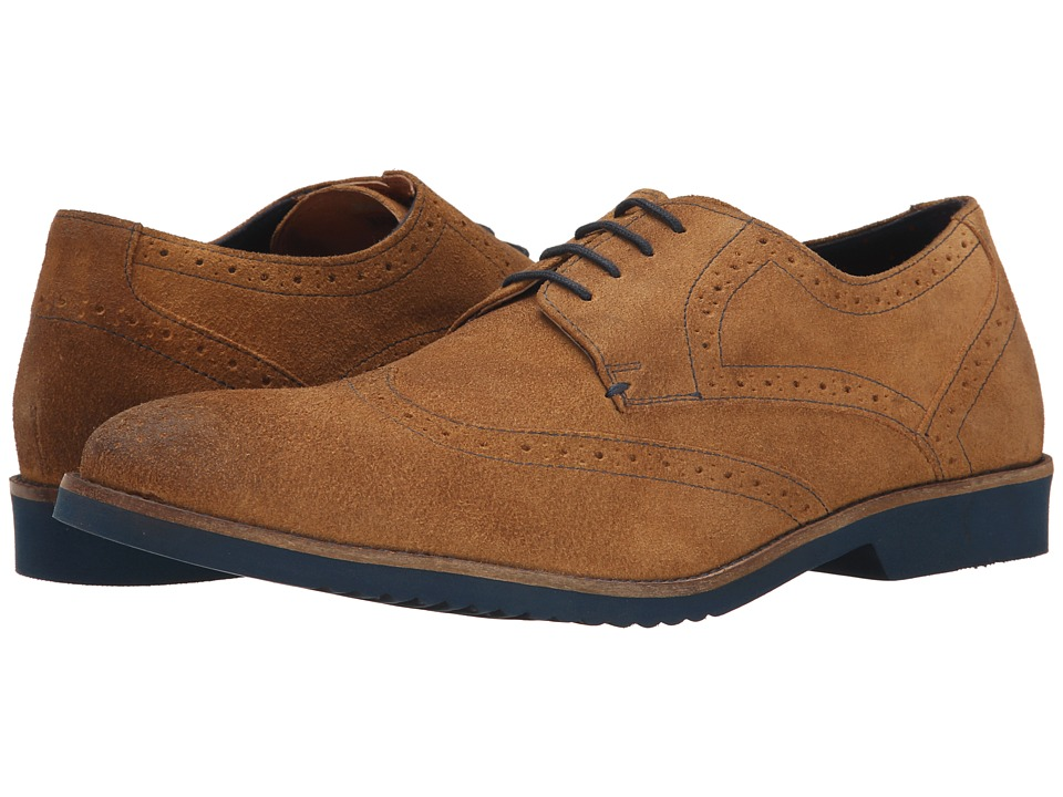 Lotus Everest Stone Greasy Suede Mens Shoes
