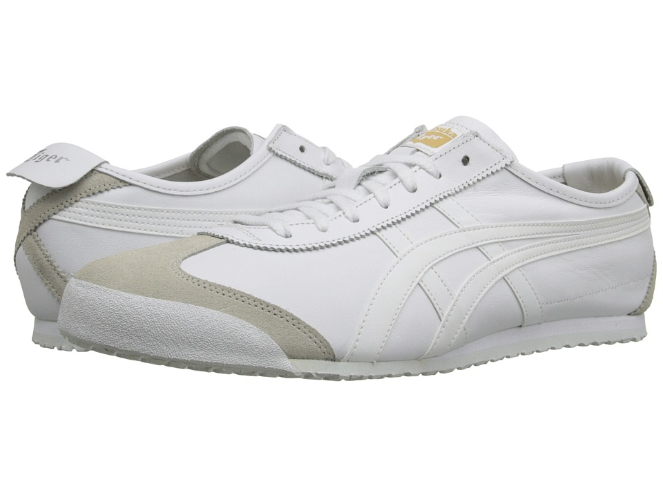 Onitsuka Tiger by Asics Mexico 66 (White/White 2) Shoes