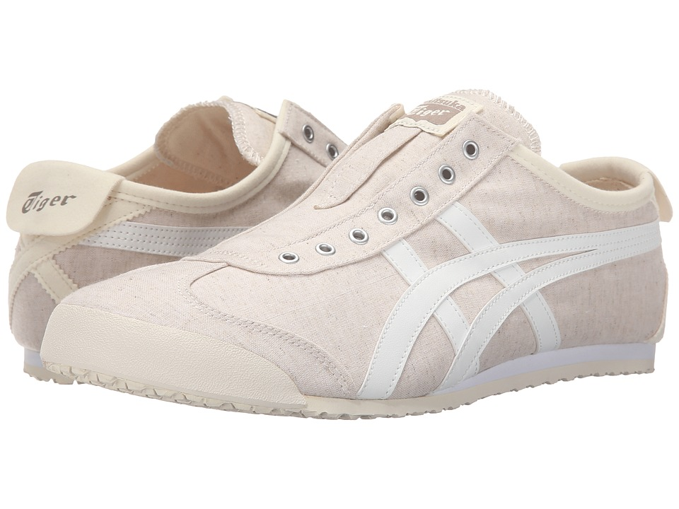 Onitsuka Tiger by Asics Mexico 66 Slip-On (Off-White/White) Shoes