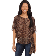MICHAEL Michael Kors - Columbia Tie Top