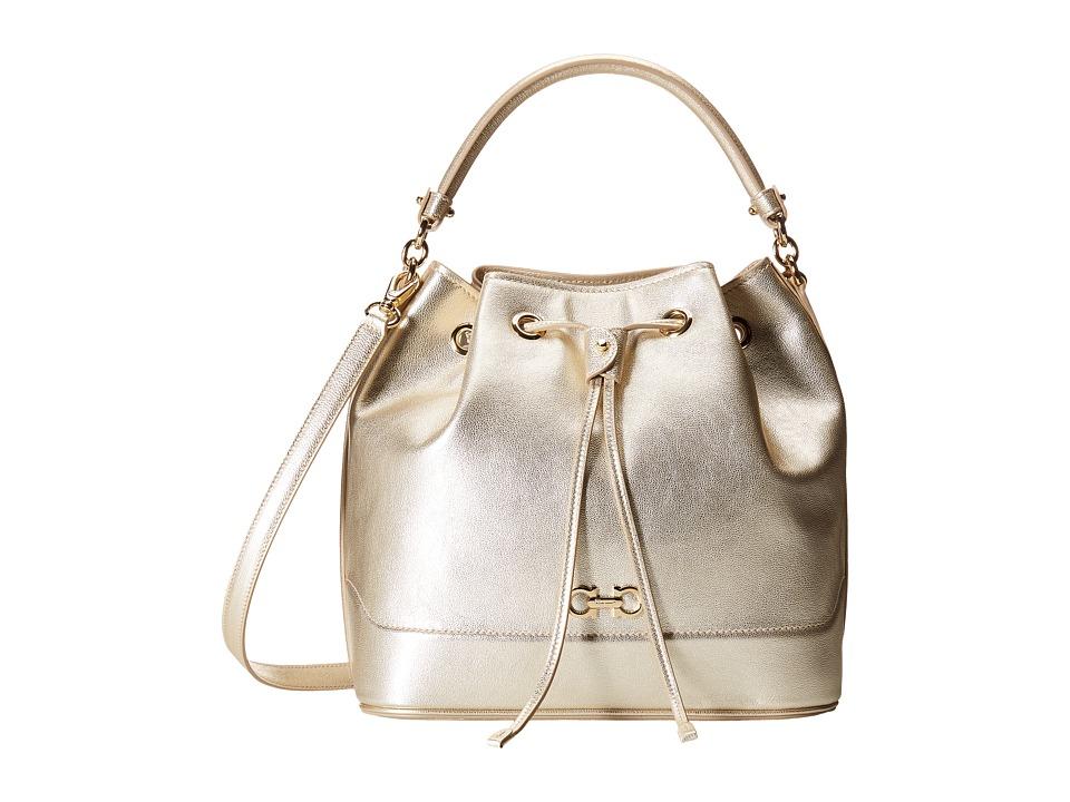 Salvatore Ferragamo - 21F566 Millie (Stardust) Handbags