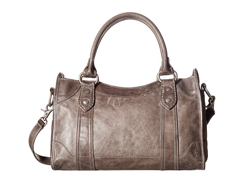 Frye Melissa Satchel - Ice Antique Pull Up