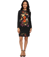 rsvp - Heather Floral Dress