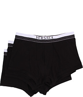 Versace - Logo Low Rise Trunk 3-Pack
