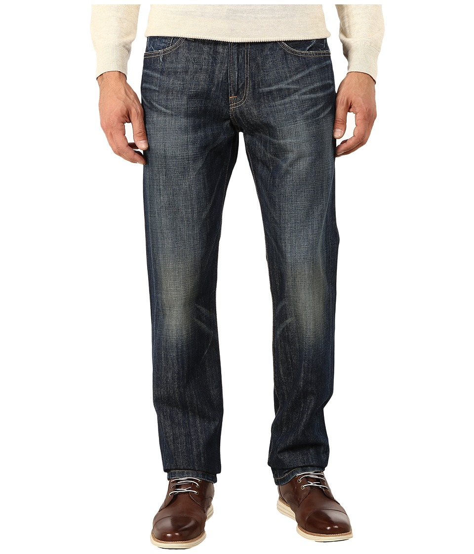 Lucky Brand 221 Original Straight in Pacific Beach Pacific Beach Mens Jeans