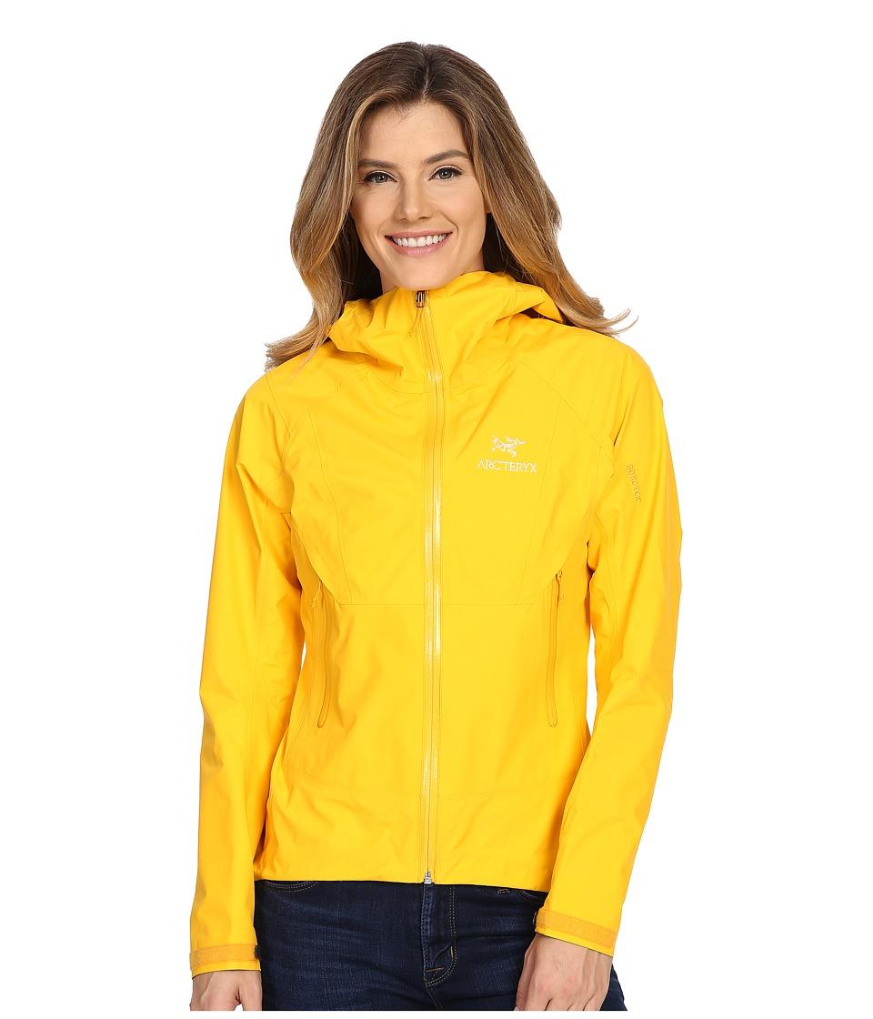 Arcteryx Beta SL Jacket Marigold Womens Coat